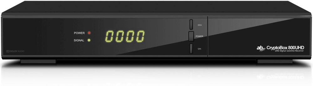 AB CryptoBox 800UHD
