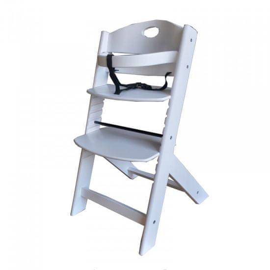 Otroški stolček Aljaž, bel