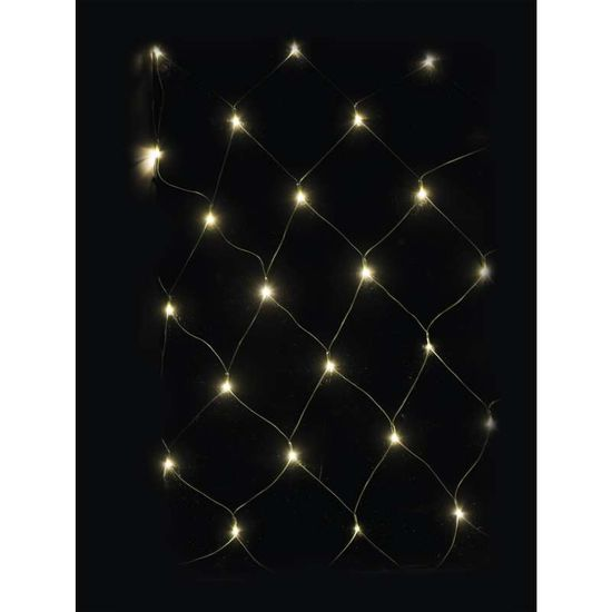 Emos povezovalni niz, mreža, 160 LED, 1,5 x 2 m, topla bela
