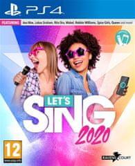 Ravenscourt Let's Sing 2020 igra (PS4)