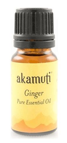 Akamuti Esenciální olej Zázvor 10 ml
