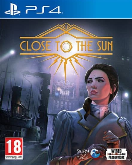 Wired Productions Close to the Sun igra (PS4)