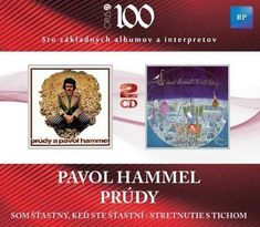 Hammel Pavol a Prúdy: Som Šťastný, Keď Ste Šťastní / Stretnutie S Tichom (2x CD) - CD