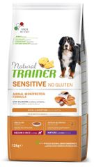TRAINER Natural SENSITIVE No gluten Maturity M/M lazac,12 kg