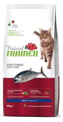 TRAINER Natural Cat Adult briketi za odrasle mačke, tuna, 10 kg