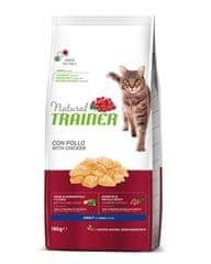 TRAINER Natural Cat Adult briketi za odrasle mačke, piščanec, 10 kg