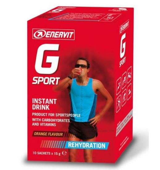 Enervit Isotonic Drink (G Sport) 10×15 g