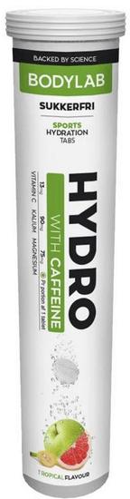 Bodylab Hydro Tabs with caffeine 20tablet