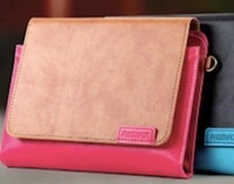 REMAX AA-5025 Obal na iPad mini retina 2 růžová