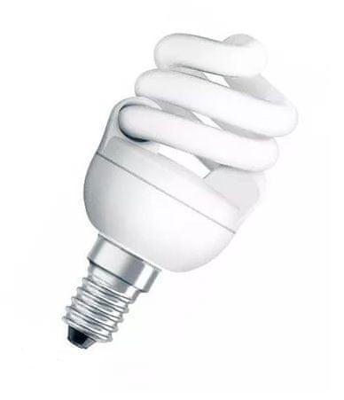 Osram DOPRODEJ LED zářivka DSST MCTW 7W / 840 220-240 E14 studená bílá