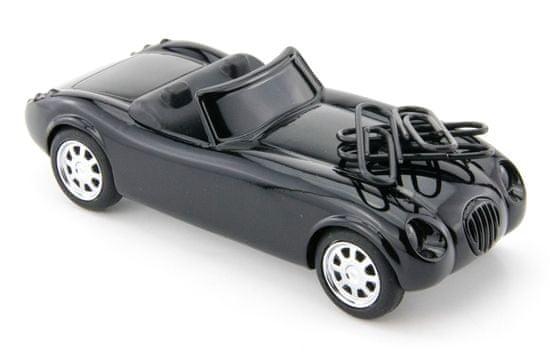 Troika ROAD STAR GAM07/BK držiak na kancelárske sponky čierna