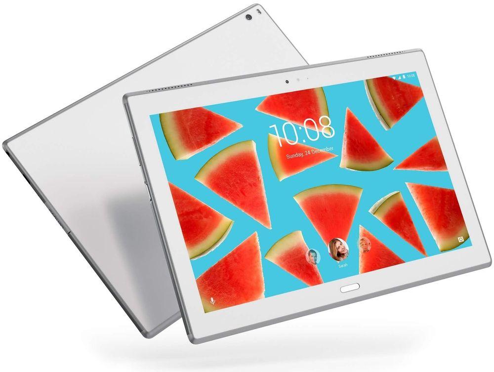 Lenovo Tab 4 Plus, 3GB/32GB, Wi-Fi, White (ZA2M0123CZ)