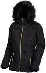 Regatta Dámská zimní bunda Regatta WHITLEY černá