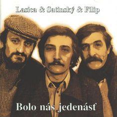 LASICA MILAN / SATINSKY JULIUS: Bolo Nás Jedenásť (Reedice 2017) - CD