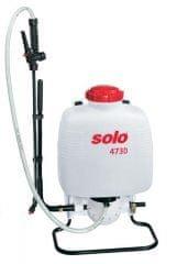 Solo ročna nahrbtna škropilnica 473P, 12l