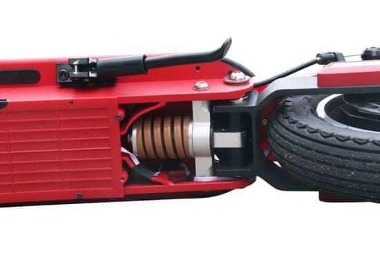 CORY Race elektrokoloběžka, 350W, Červená