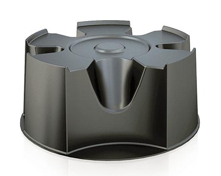Prosperplast Podstavec BASECAN pod sud na děšťovou vodu - IBAS