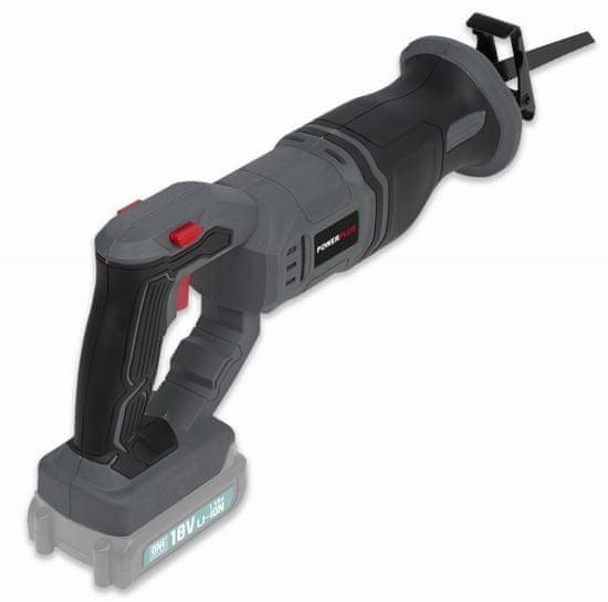 PowerPlus POWEB2510 - Aku plátová píla 18V LI-ION (bez batérie)