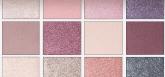 Dermacol Luxus szemhéjfesték paletta (Luxury Eyeshadow Palette) 18 g