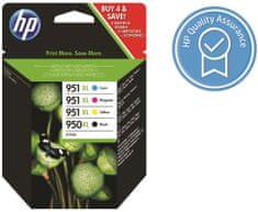 HP 950XL/951XL Tintapatron Multipack (C2P43AE)