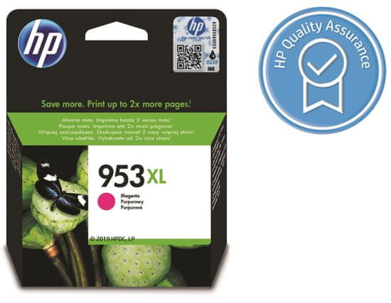 HP kartuša Magenta #953 (F6U17EA)
