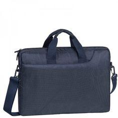 RivaCase torbica za prenosnike 8035, do 39,6 cm, temno modra