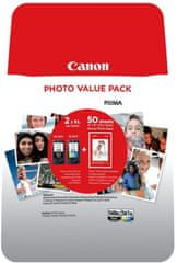 Canon PG-560XL / CL-561XL Multipack komplet kartuš in fotopapirja (3712C004)