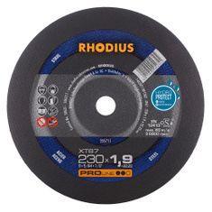 Rhodius Rezný kotúč kov 230x1,9x22,23 XT67