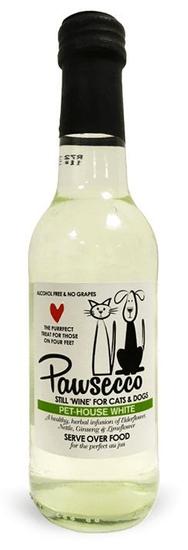Woof & Brew Pawsecco White pivo za pse in mačke