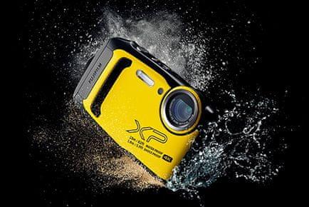 Fujifilm FinePix XP140 5x zoom 4K