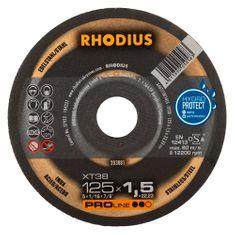 Rhodius Rezný kotúč nerez 125x1,5x22,2 XT38