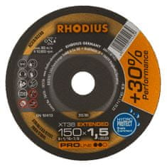Rhodius Rezný kotúč nerez 150x1,5x22,2 XT38