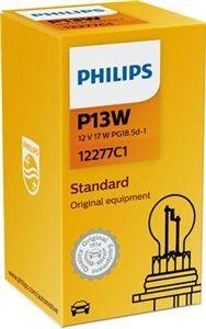 Philips Standard auto-žarulja, P13W, 12 V, 13 W, PG18.5D-1 C1 (12277C1)