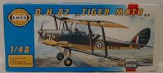 Směr Model D.H. 82 Tiger Moth 1:48