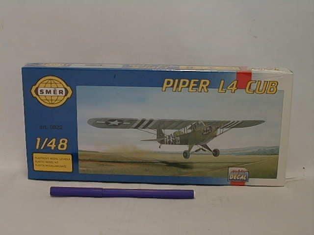 Směr Model Piper L4 Cub 1:48