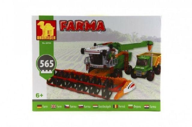 Dromader Stavebnice Dromader Farma kombajn 28703