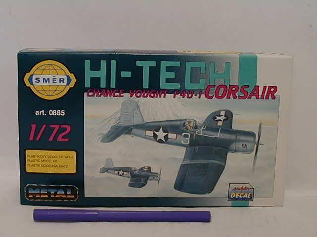 Směr Model Chance Voughut F4U-1 Corsair