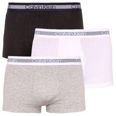 Calvin Klein 3PACK pánske boxerky viacfarebné (NB1799A-MP1) - veľkosť M