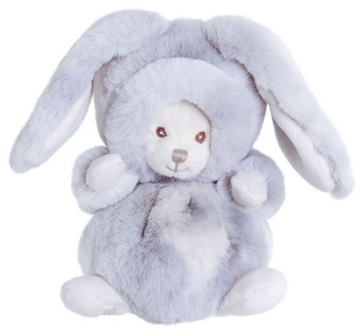 Bukowski BK ZIGGY WINTER RABBIT (15cm) zajíc šedý