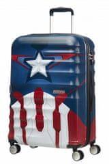 American Tourister Střední kufr Wavebreaker Marvel - Captain America