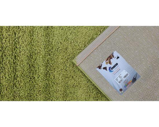 Kusový koberec Efor Shaggy 1903 Green