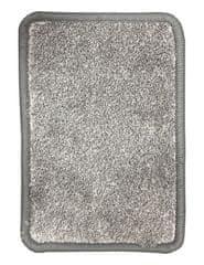 Vopi Kusový koberec Apollo Soft šedý 60x110
