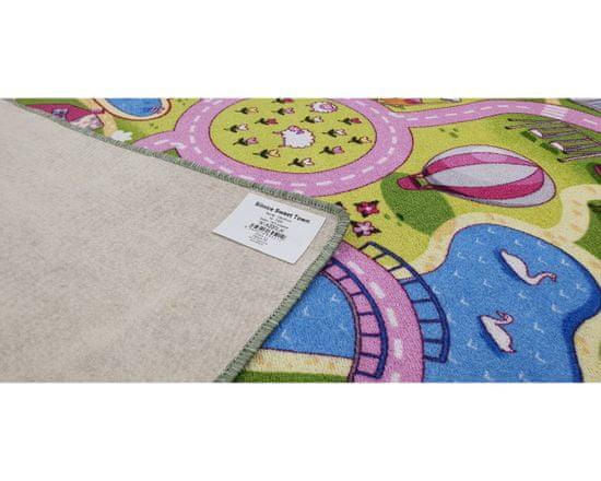 Associated Weavers Detský kusový koberec silnice Sweet Town