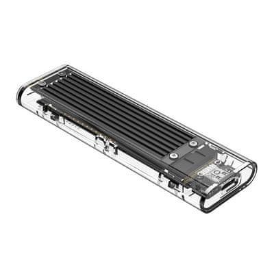 Orico TCM2 zunanje ohišje za M.2 NVMe, 2230-2280 v USB-C 3.1, črno