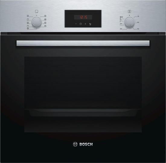 Bosch HBF173BS0 ugradbena pećnica, nehrđajući čelik