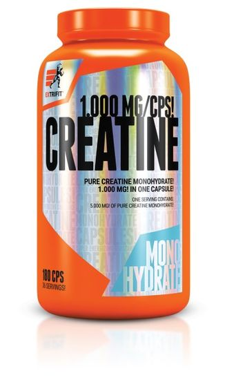 Extrifit Creatine Monohydrate 180 cps