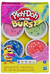 Play-Doh Farebné balenie modelíny