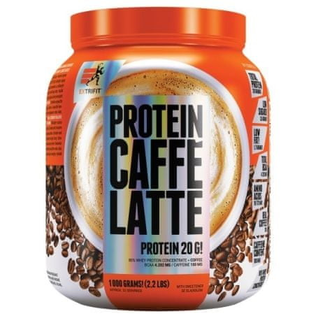 Extrifit Protein Caffe Latte 1000 g