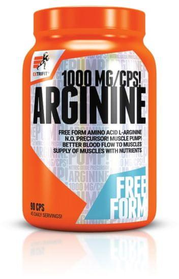 Extrifit Arginine 1000 mg 90 cps