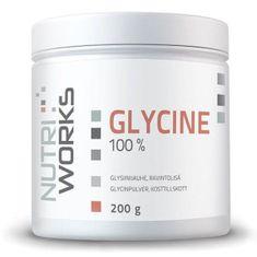 NutriWorks Glycine 200g